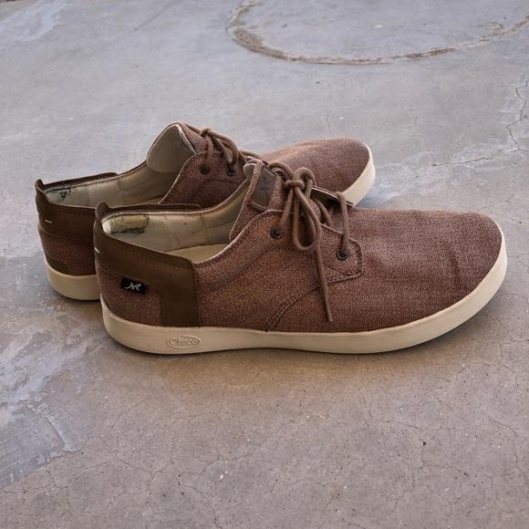Chaco Mens Davis Lace Casual Shoe